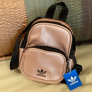 Adidas ORI Mini Pu Leather Backpack NEW
